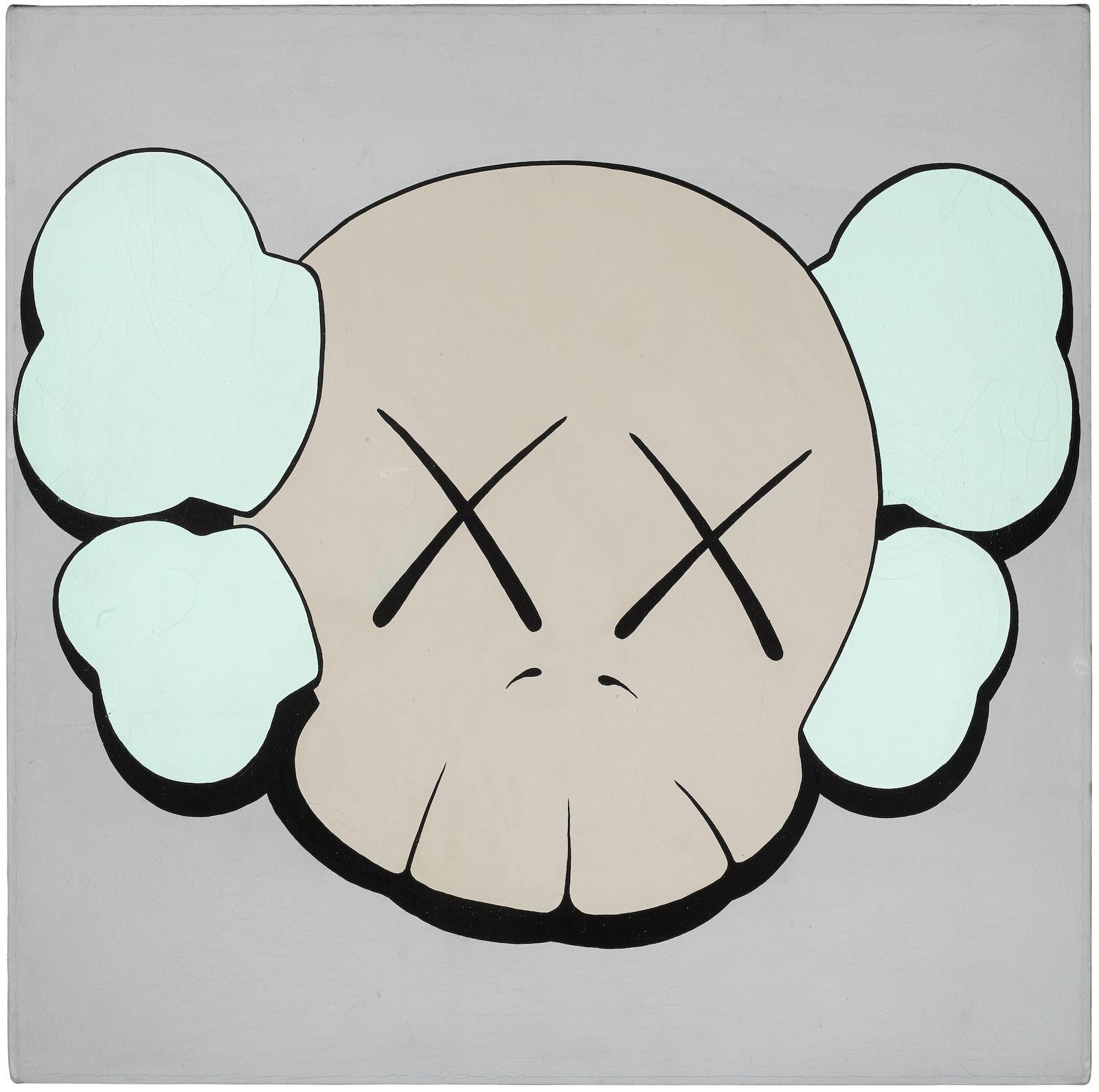 KAWS-Untitled-2000