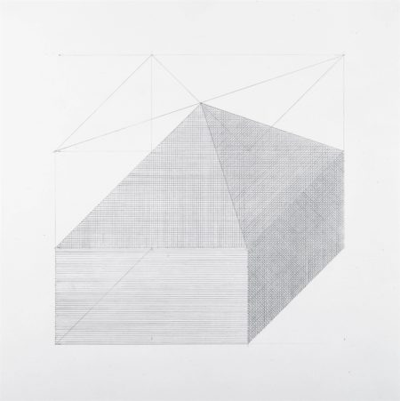 Sol LeWitt-Form Derived from a Cube-1982