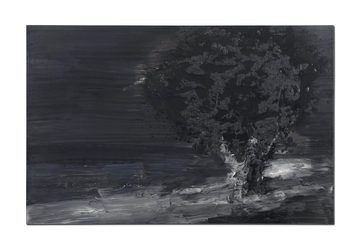 Yan Pei-Ming-International landscape-2003