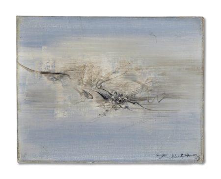 Zao Wou-Ki-Sans titre-1959