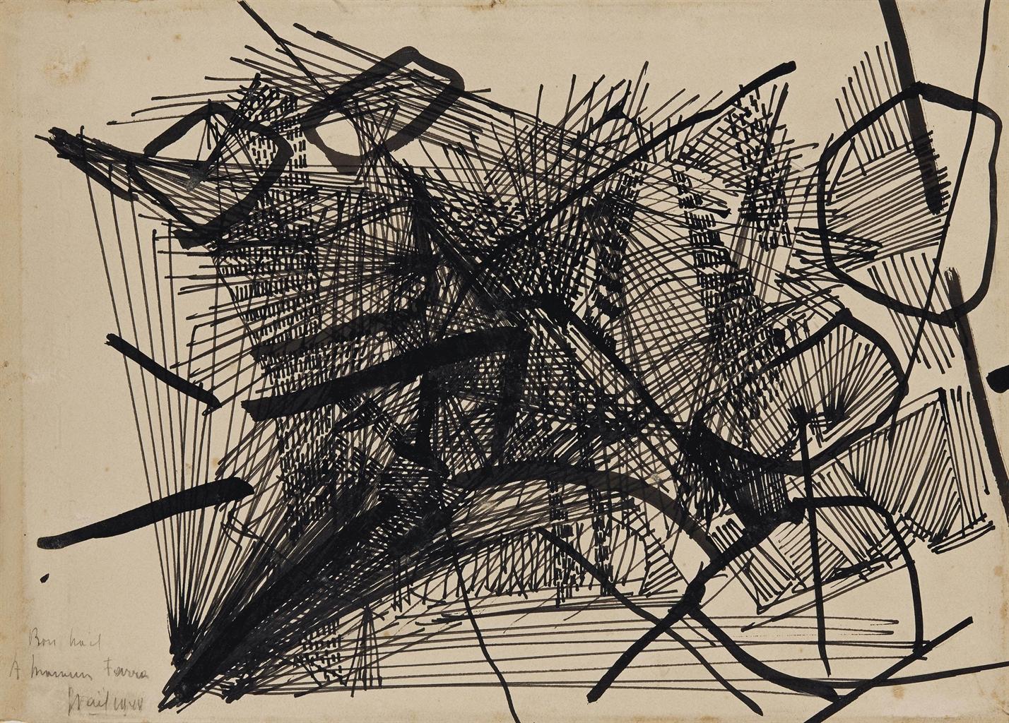 Nicolas de Stael-Composition-1948