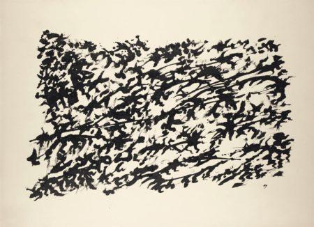 Henri Michaux-Composition-1959