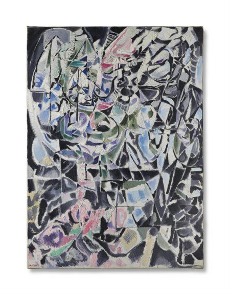 Andre Lanskoy-Composition-1965
