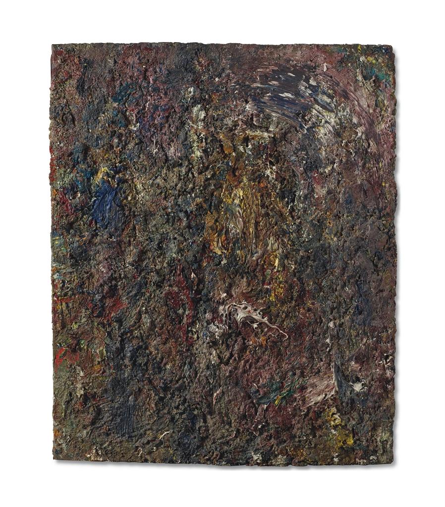 Eugene Leroy-Jour gris-1991