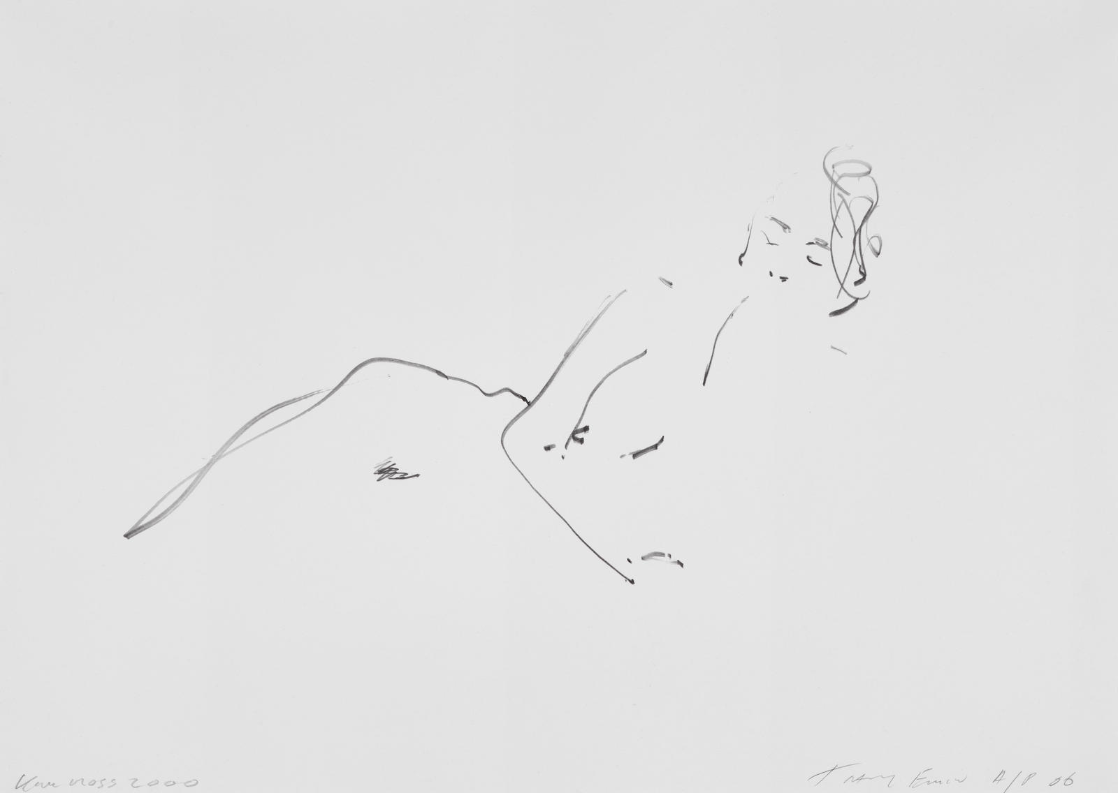 Tracey Emin-Kate Moss 2000-2006