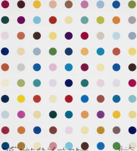 Damien Hirst-Opium-2000