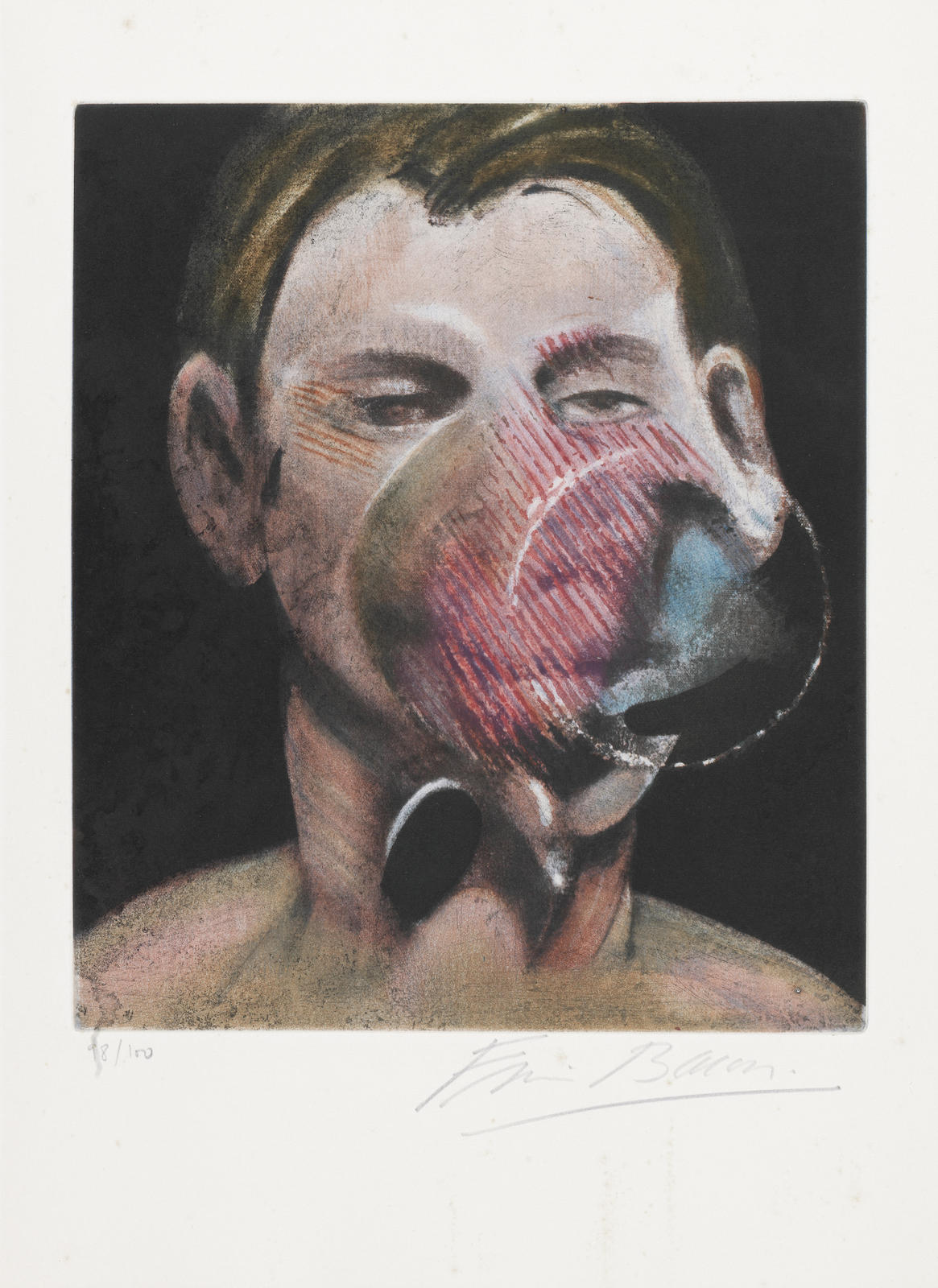 Francis Bacon-Henry Moore-Max Ernst-Vladimir Velickovic-Man Ray-Various Artists - Eddy Batache: La Mysticite Charnelle de Rene Crevel-1976