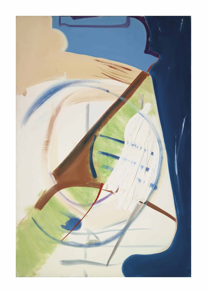 Peter Lanyon-North East-1963