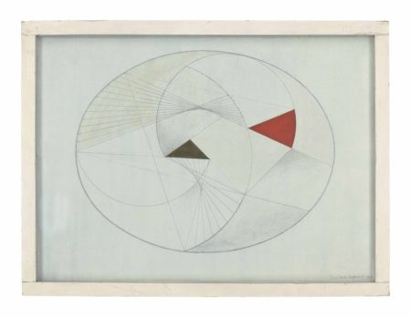 Barbara Hepworth-Oval form no. 2-1942