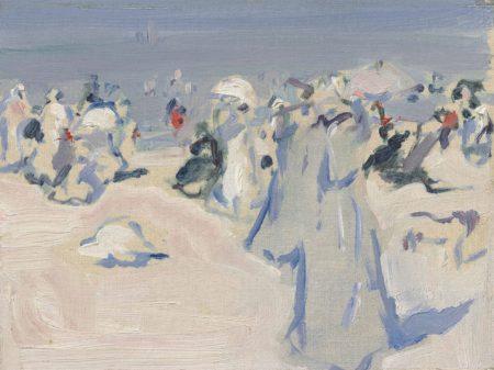 Samuel John Peploe-Le Touquet-1907