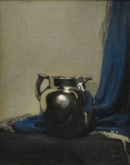 William Nicholson-The Lustre Jug-1910