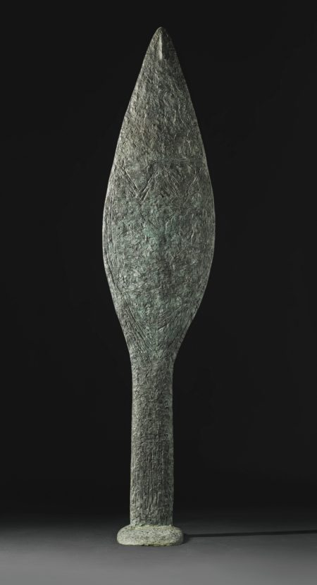 William Turnbull-Large Paddle Venus-1988