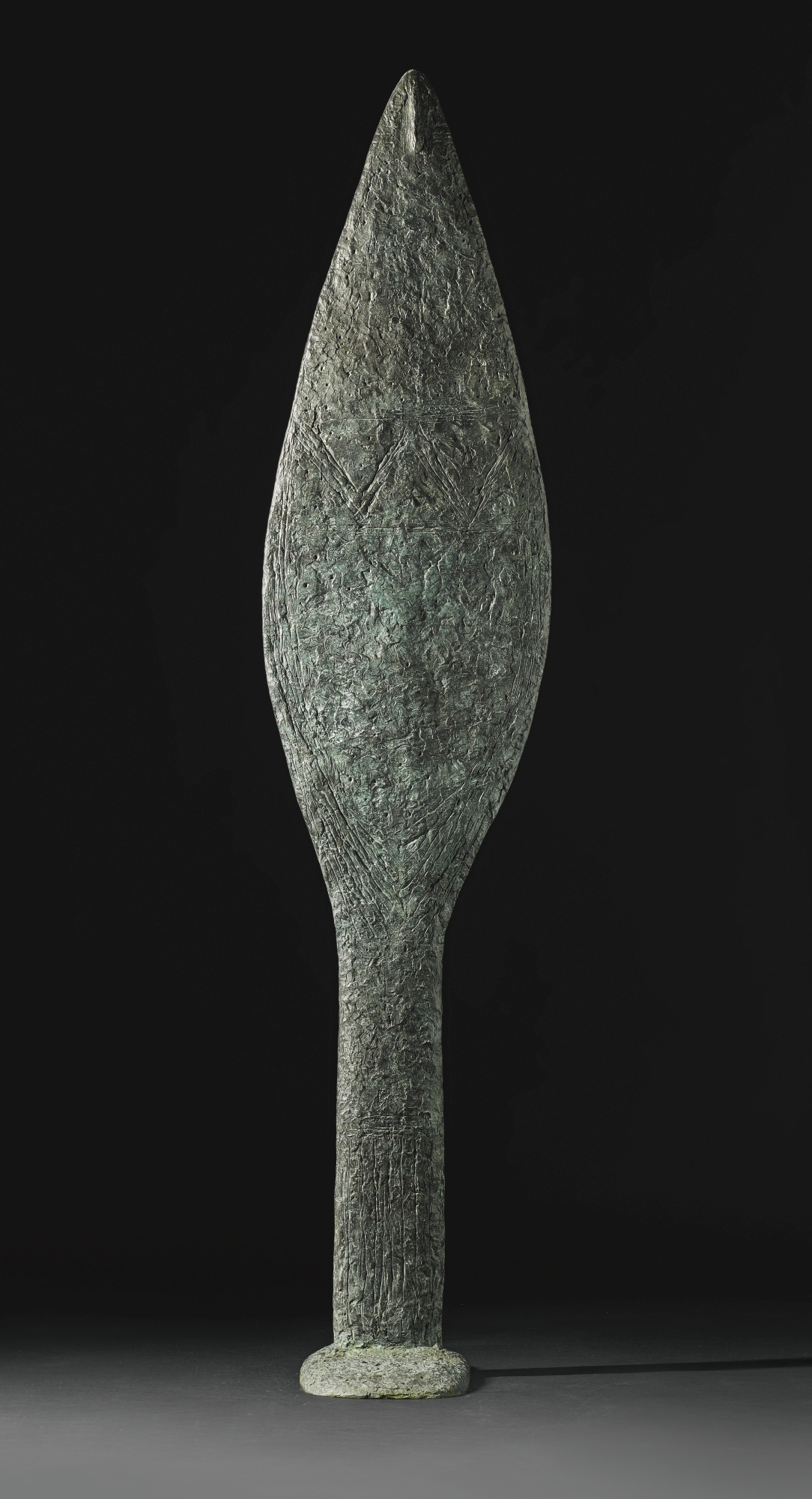 William Turnbull-Large Paddle Venus-1988