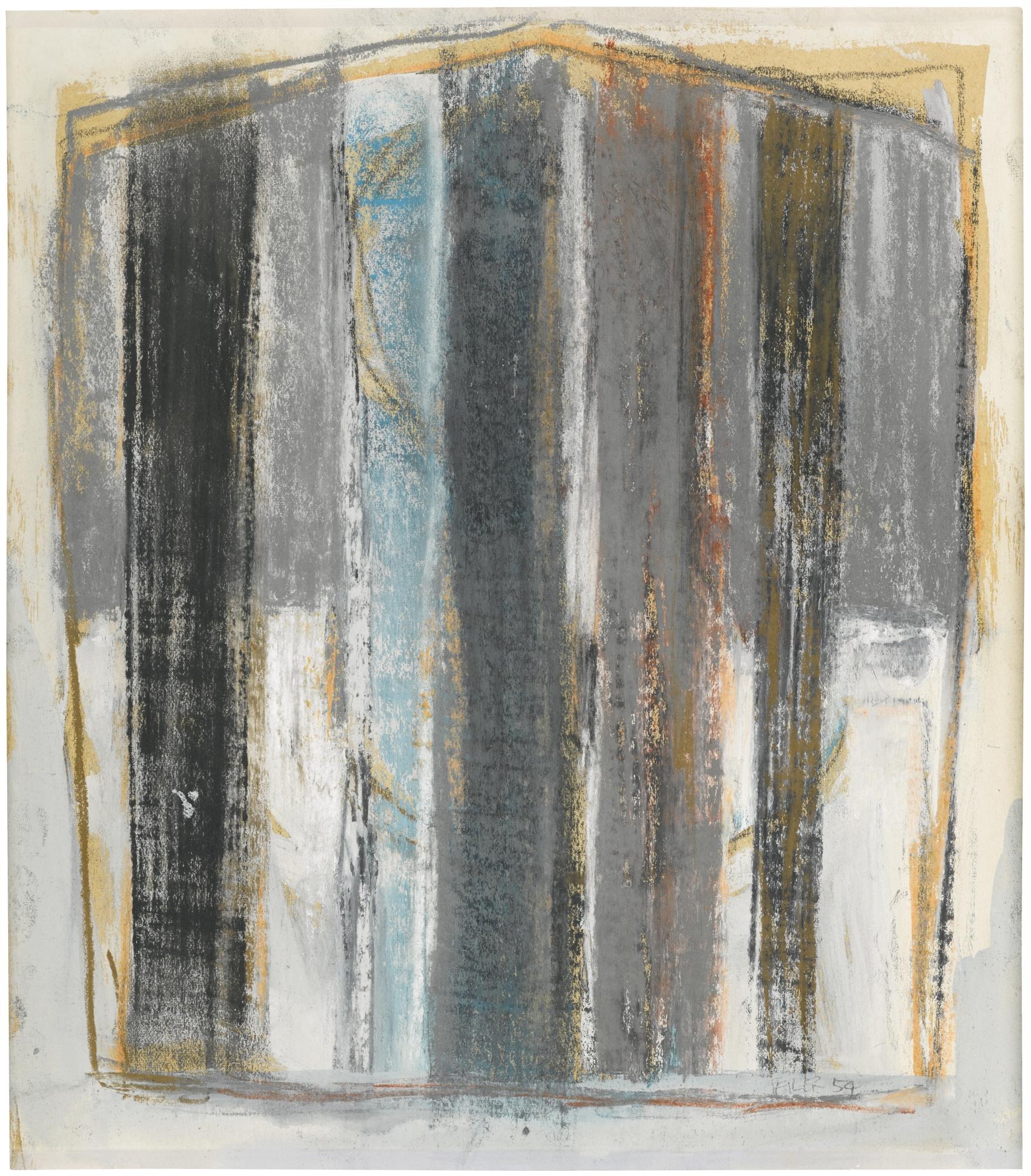 Paul Feiler-Untitled-1954