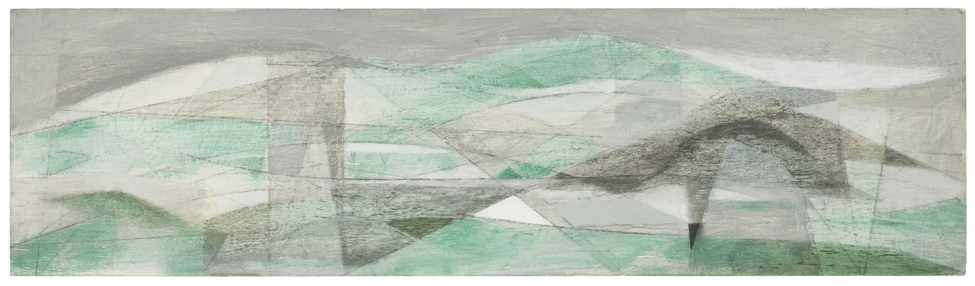 John Wells-Constructed Landscape-1957