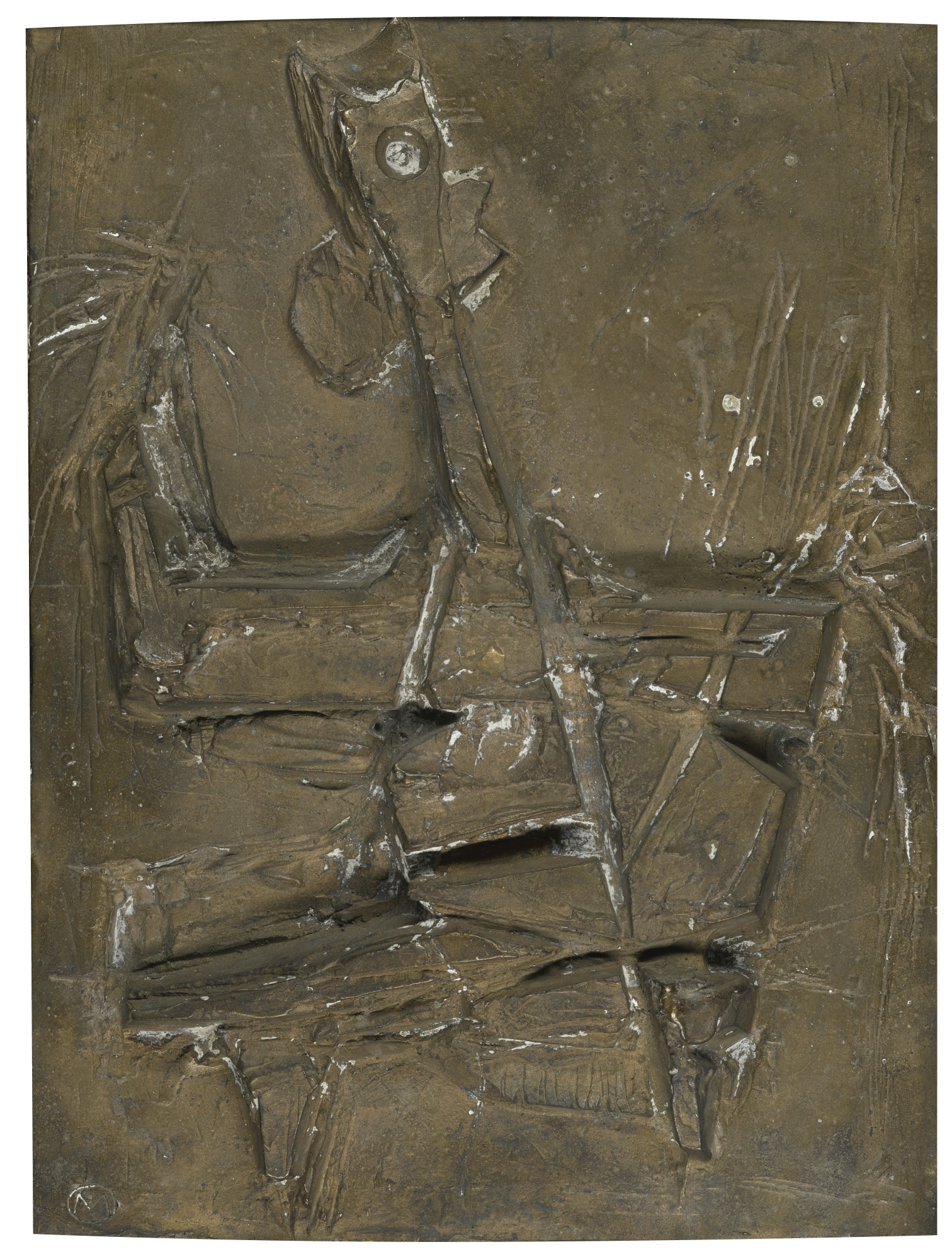 Bernard Meadows-Four Large Reliefs-1958
