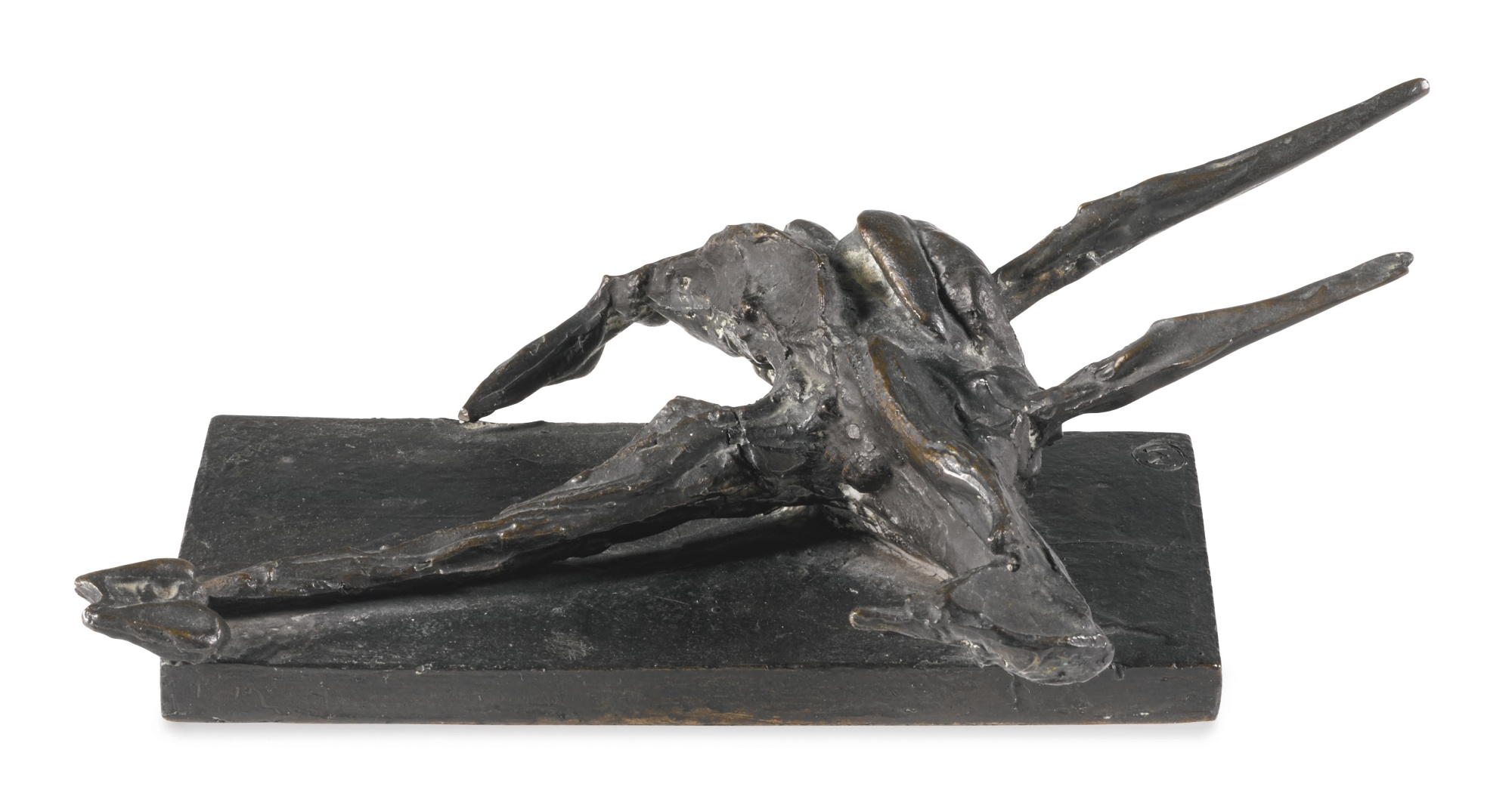 Bernard Meadows-Fallen Bird-1958