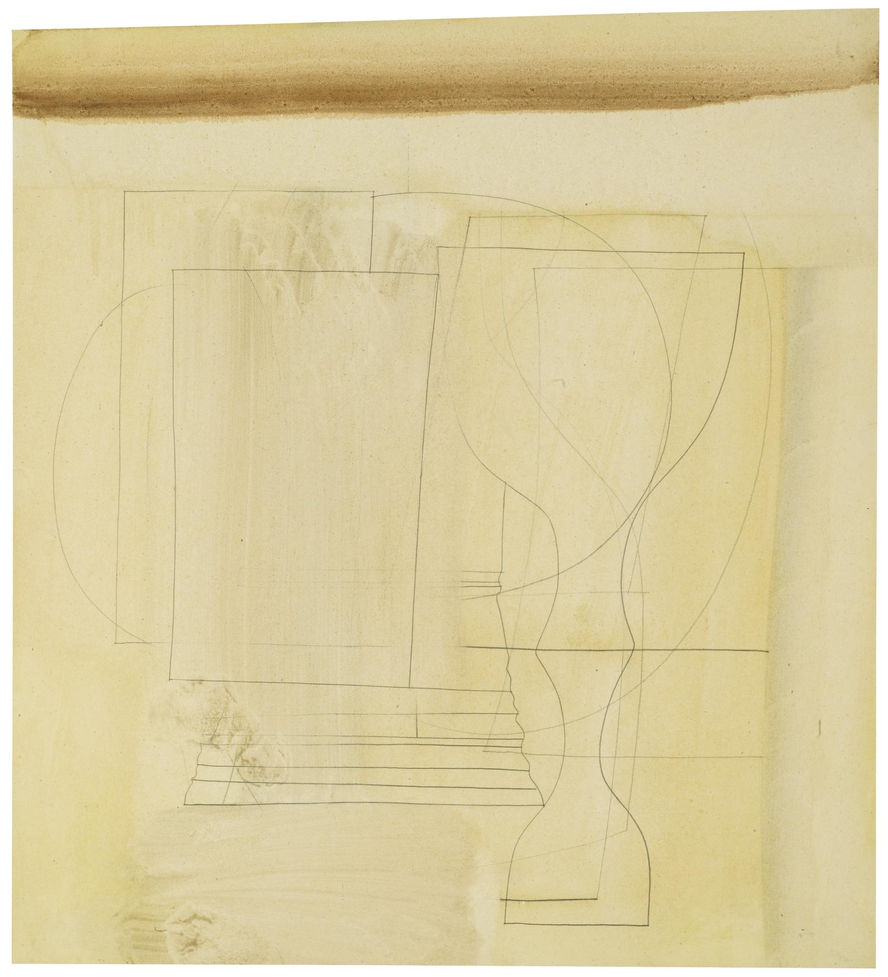 Ben Nicholson-Sept. 1960-1960