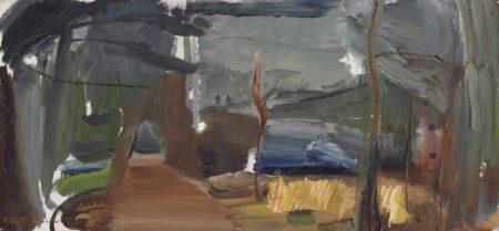 Ivon Hitchens-Forest Track-
