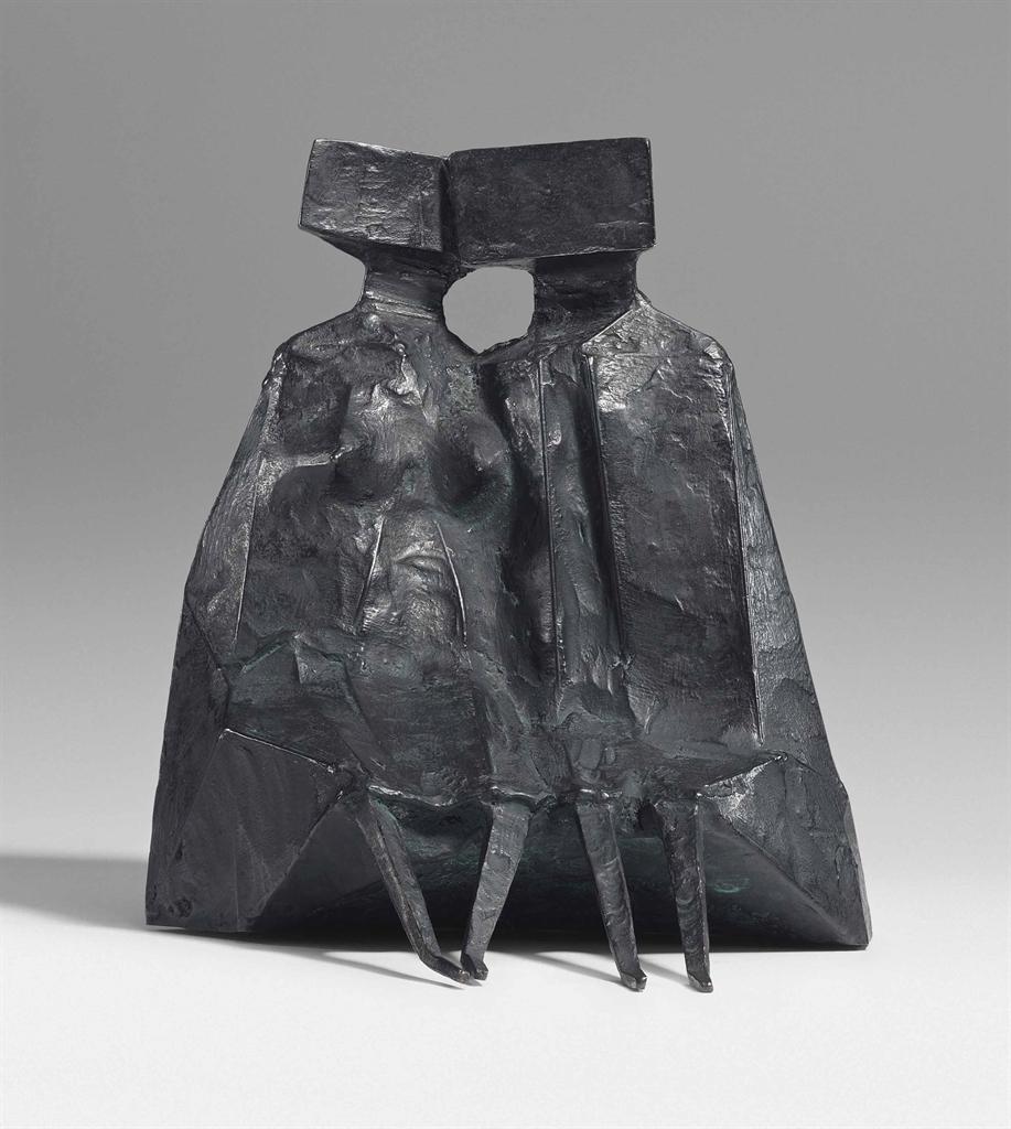 Lynn Chadwick-Sitting Couple-1976