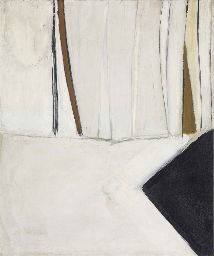 Terry Frost-Black into White-1962