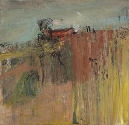 Joan Eardley-Catterline Landscape-1960