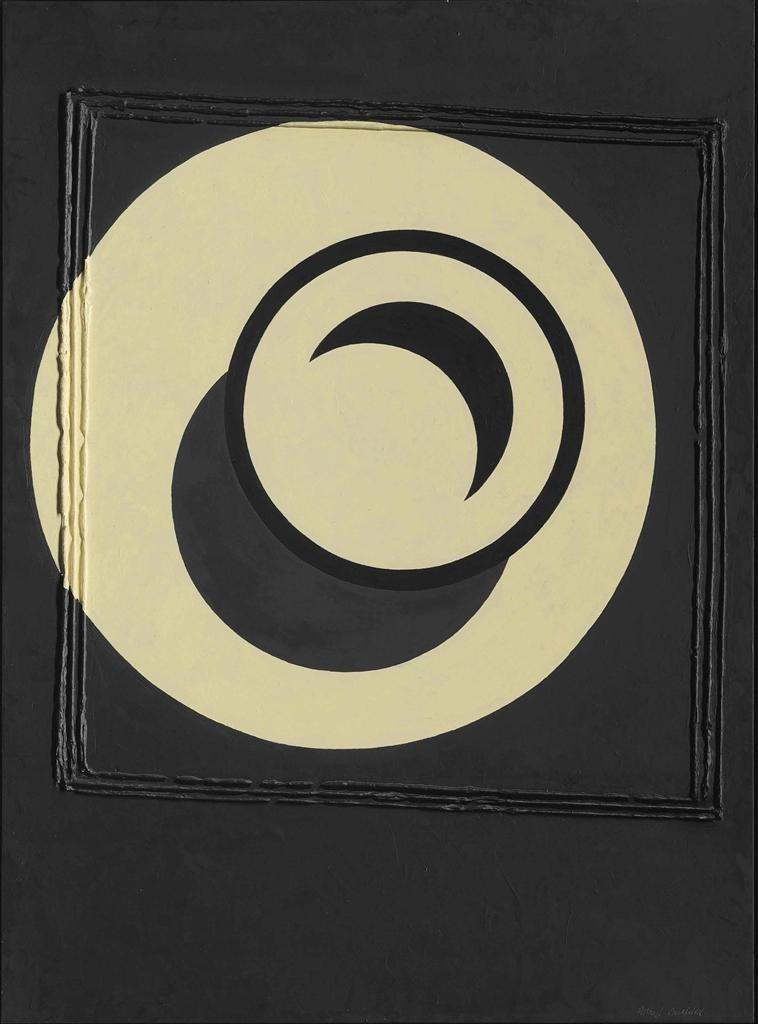 Patrick Caulfield-Wall Plate: Panel-1986