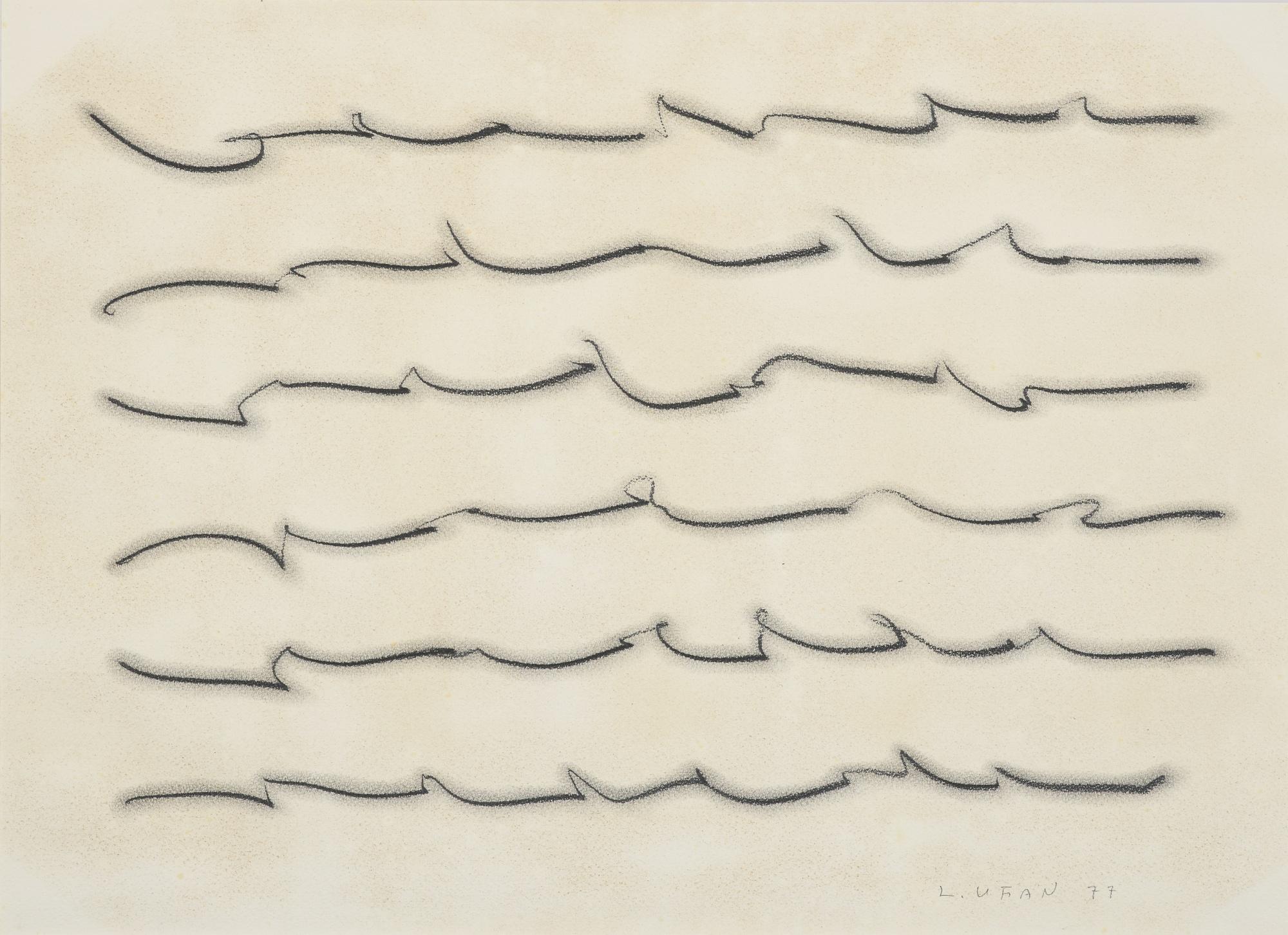 Lee Ufan-From Line-1977
