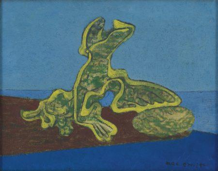 Max Ernst-Le Chant De La Grenouille-1934