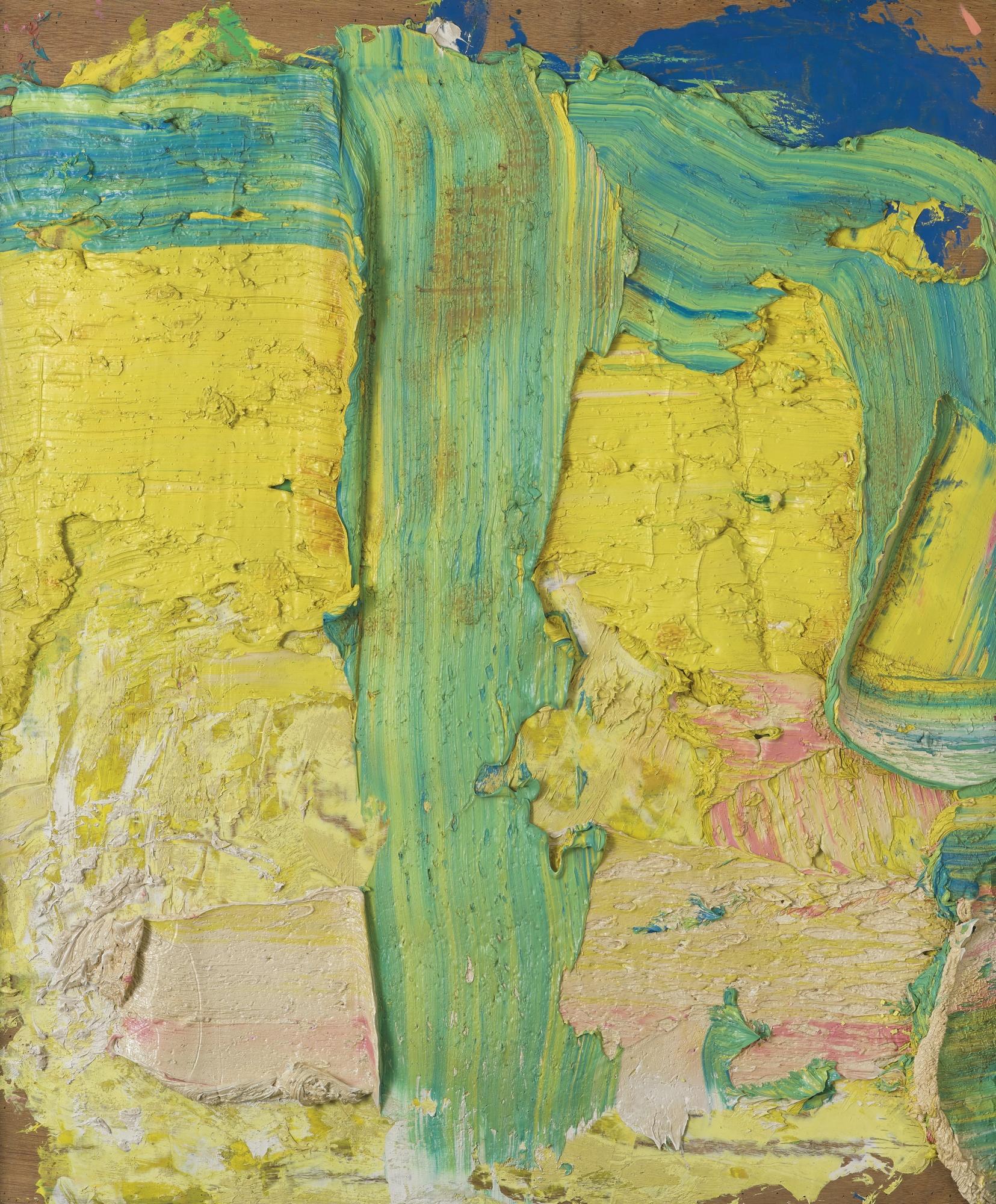 Zhu Jinshi-Thick Strokes No. 4-2008