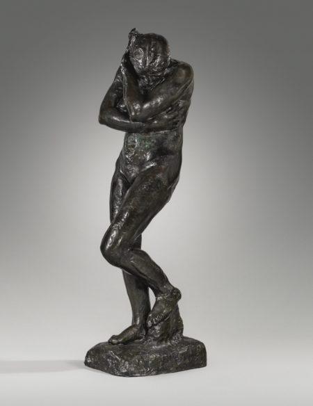 Auguste Rodin-Eve, Grand Modele - Version Sans Rocher A La Base Carree-1940