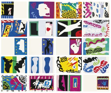 Henri Matisse-Jazz-1947