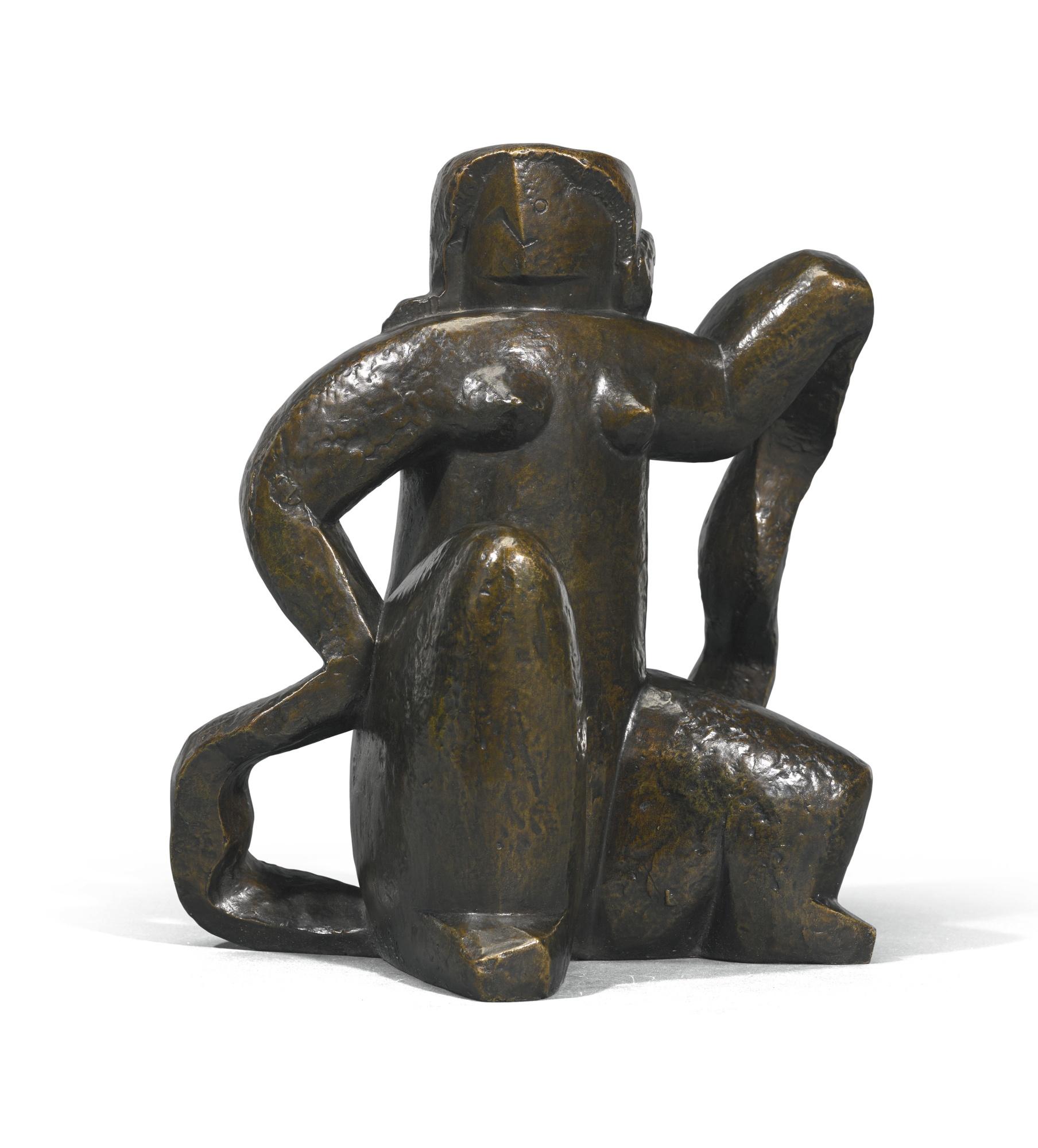 Henri Laurens-La Banderole-1931