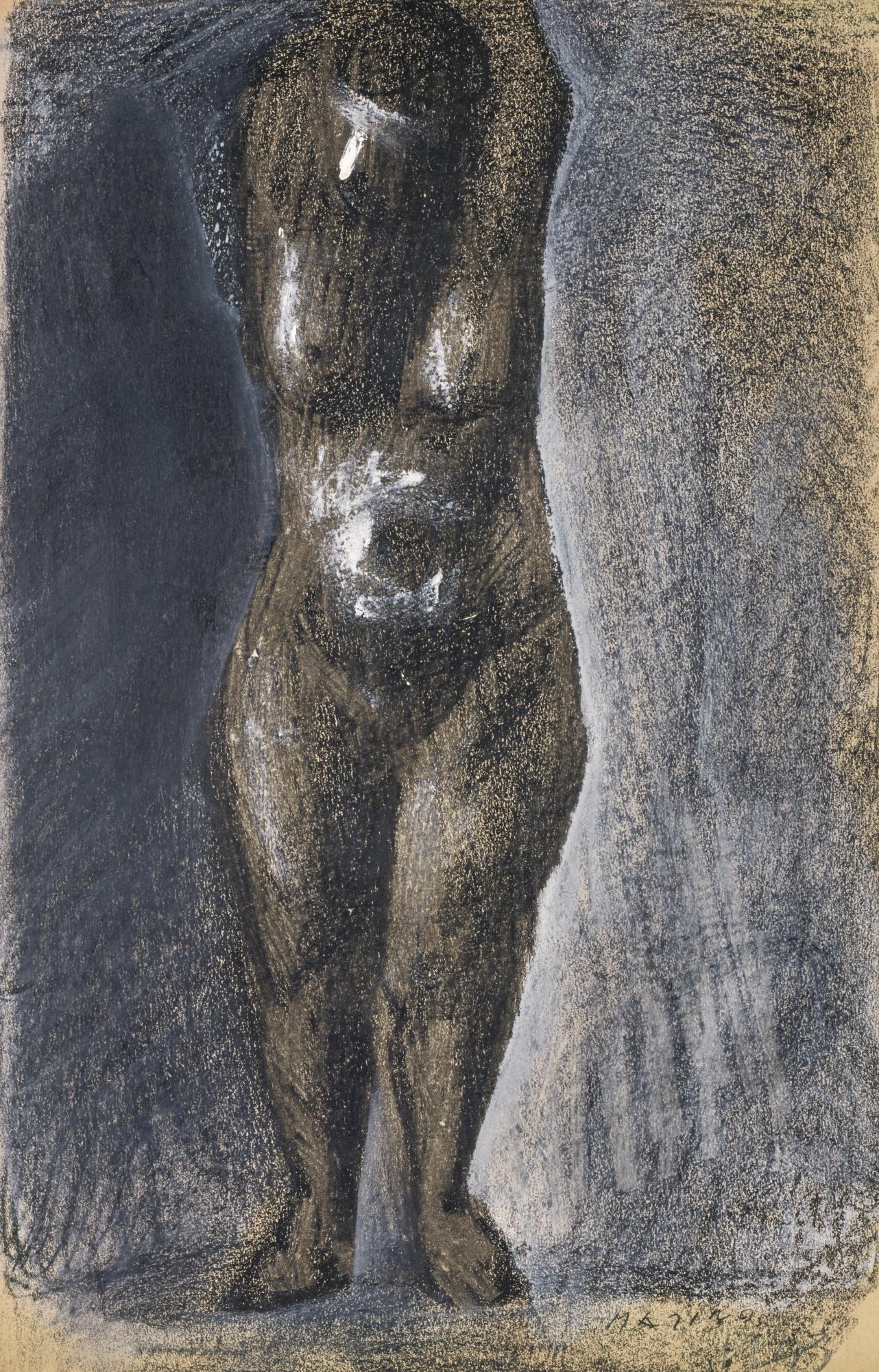 Marino Marini-Pomona-1943