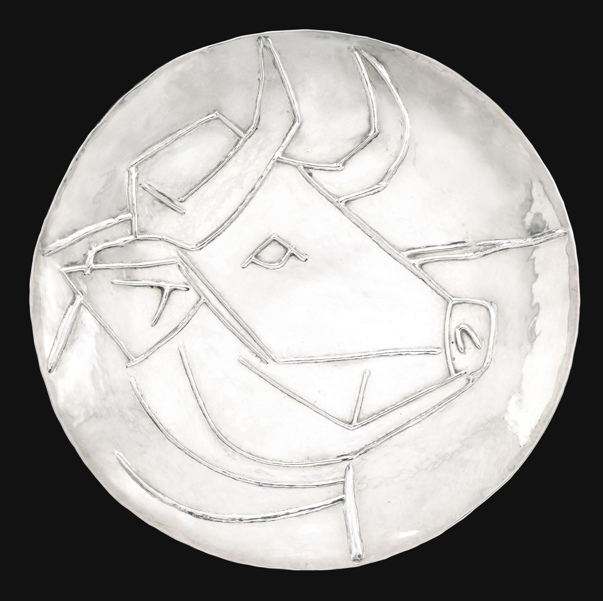 Pablo Picasso-Tete De Taureau-1967
