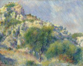 Pierre-Auguste Renoir-Rochers de l'Estaque-1882