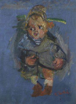 Chaim Soutine-Le petit garcon-1934