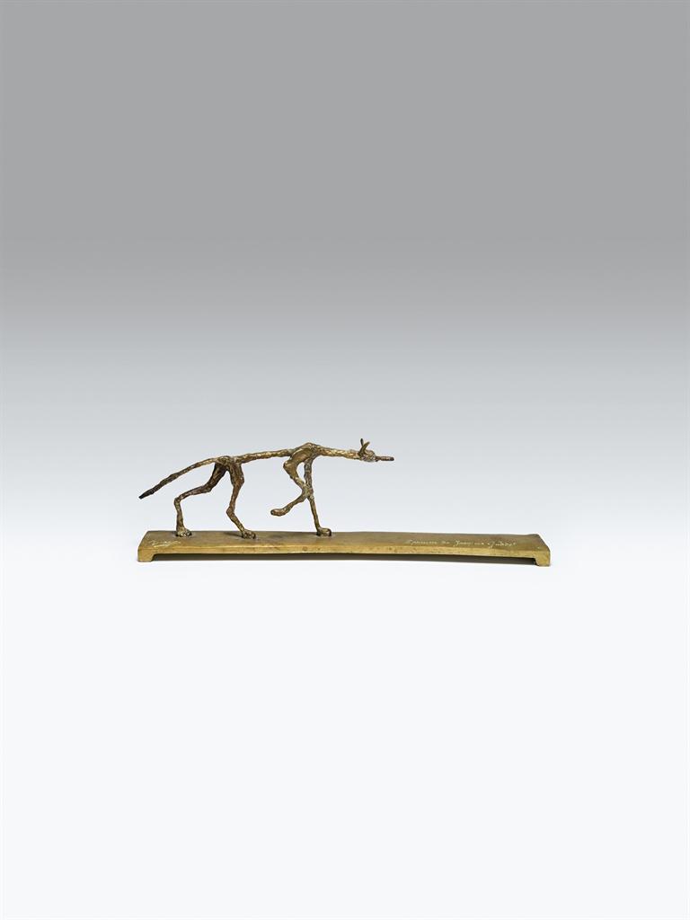 Diego Giacometti-Loup-1960