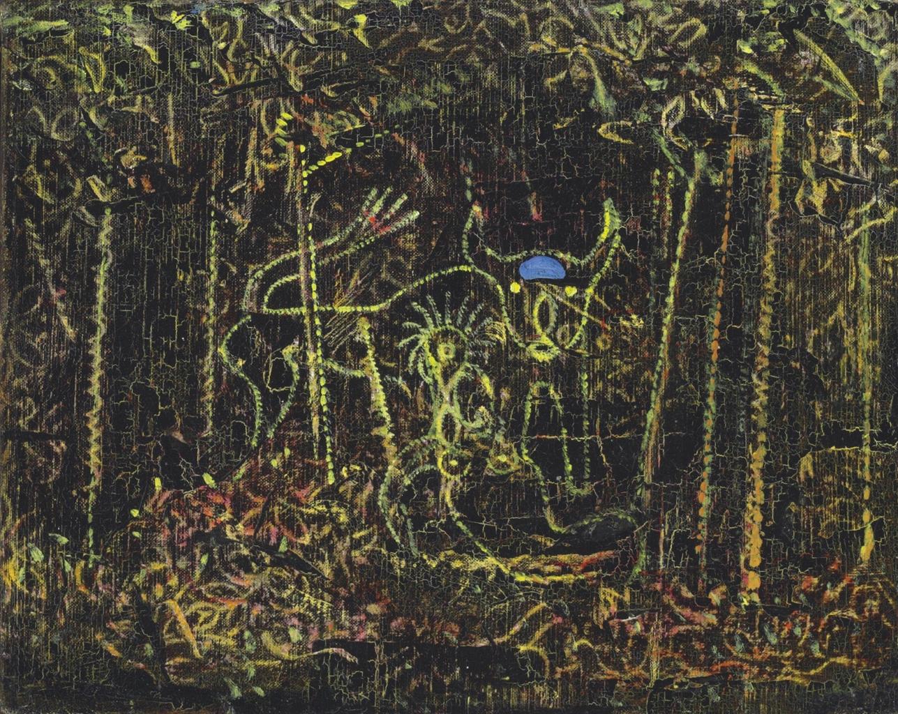 Max Ernst-Ohne Titel-1936