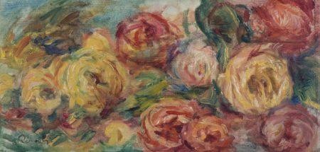 Pierre-Auguste Renoir-Fleurs-1905