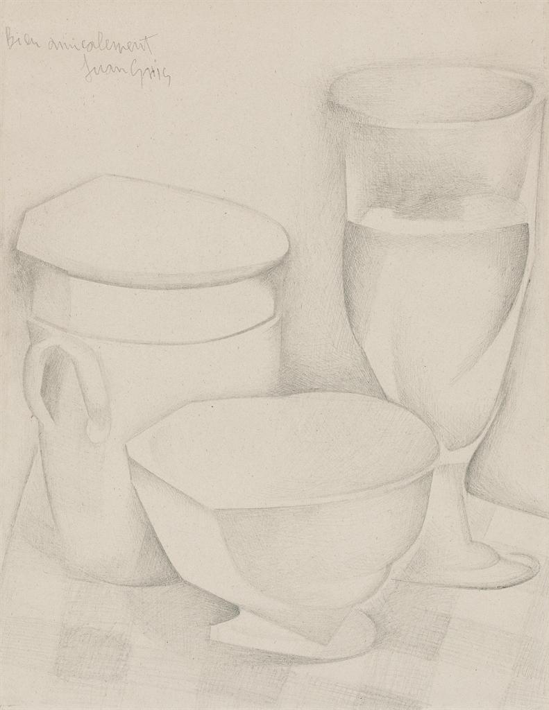 Juan Gris-Nature morte-1918