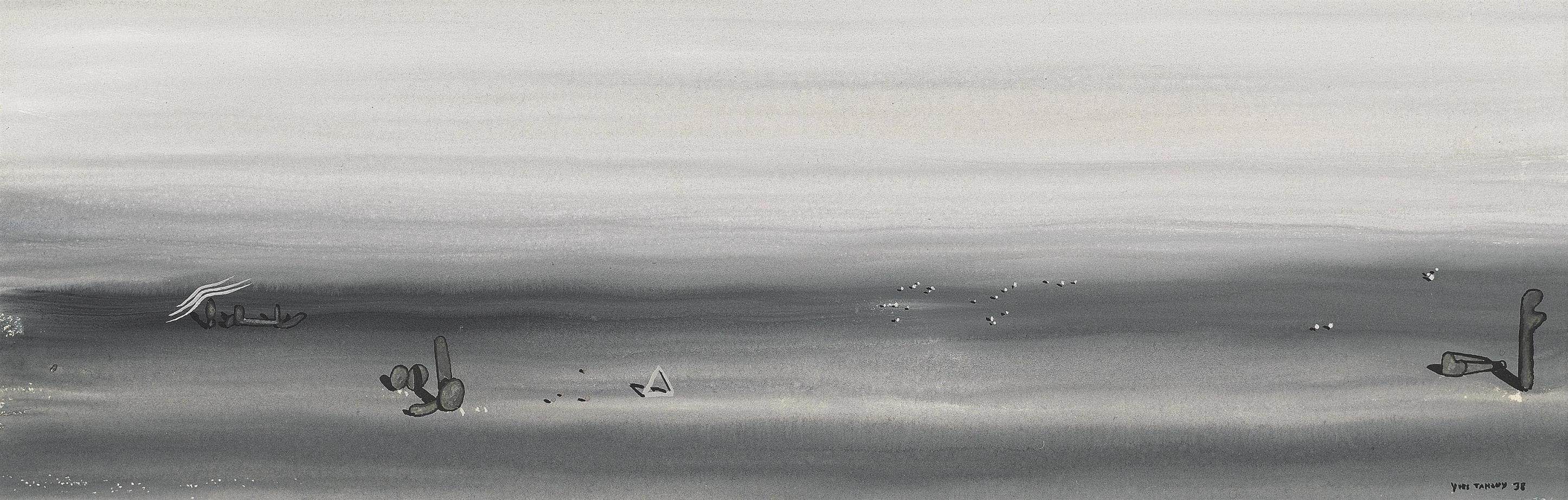 Yves Tanguy-Sans titre-1938