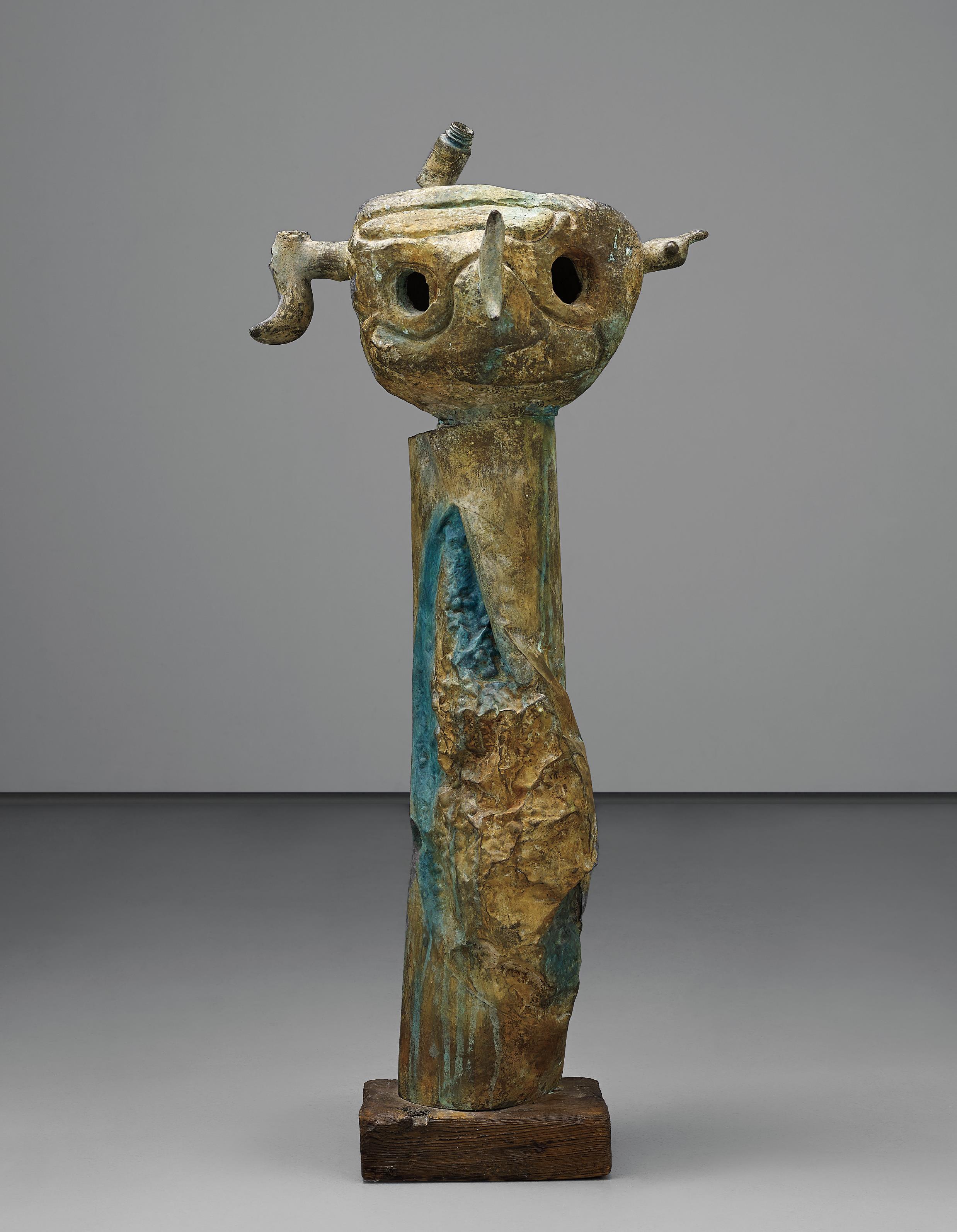 Joan Miro-Figure-1981