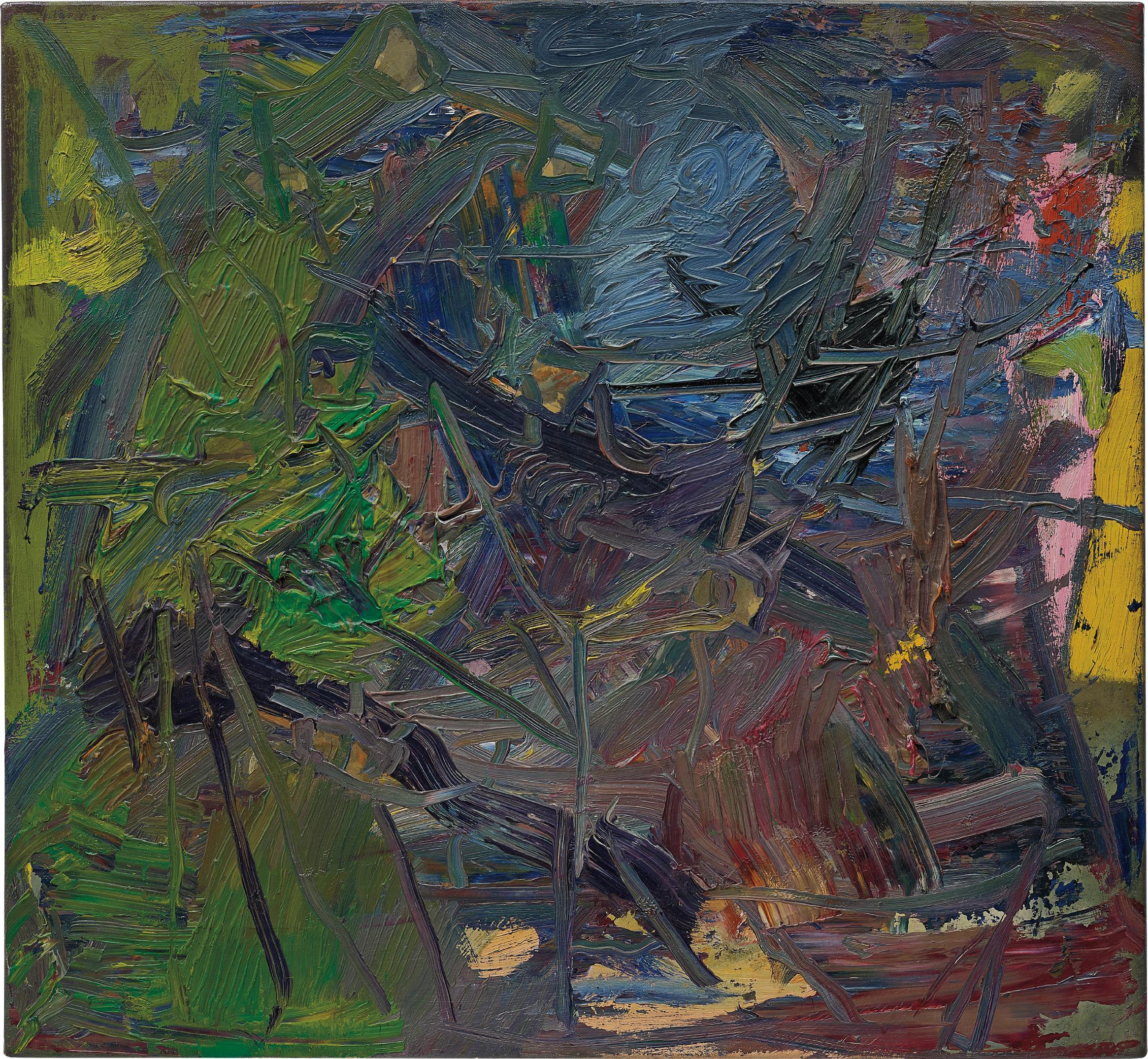 Gerhard Richter-Abstraktes Bild-1978