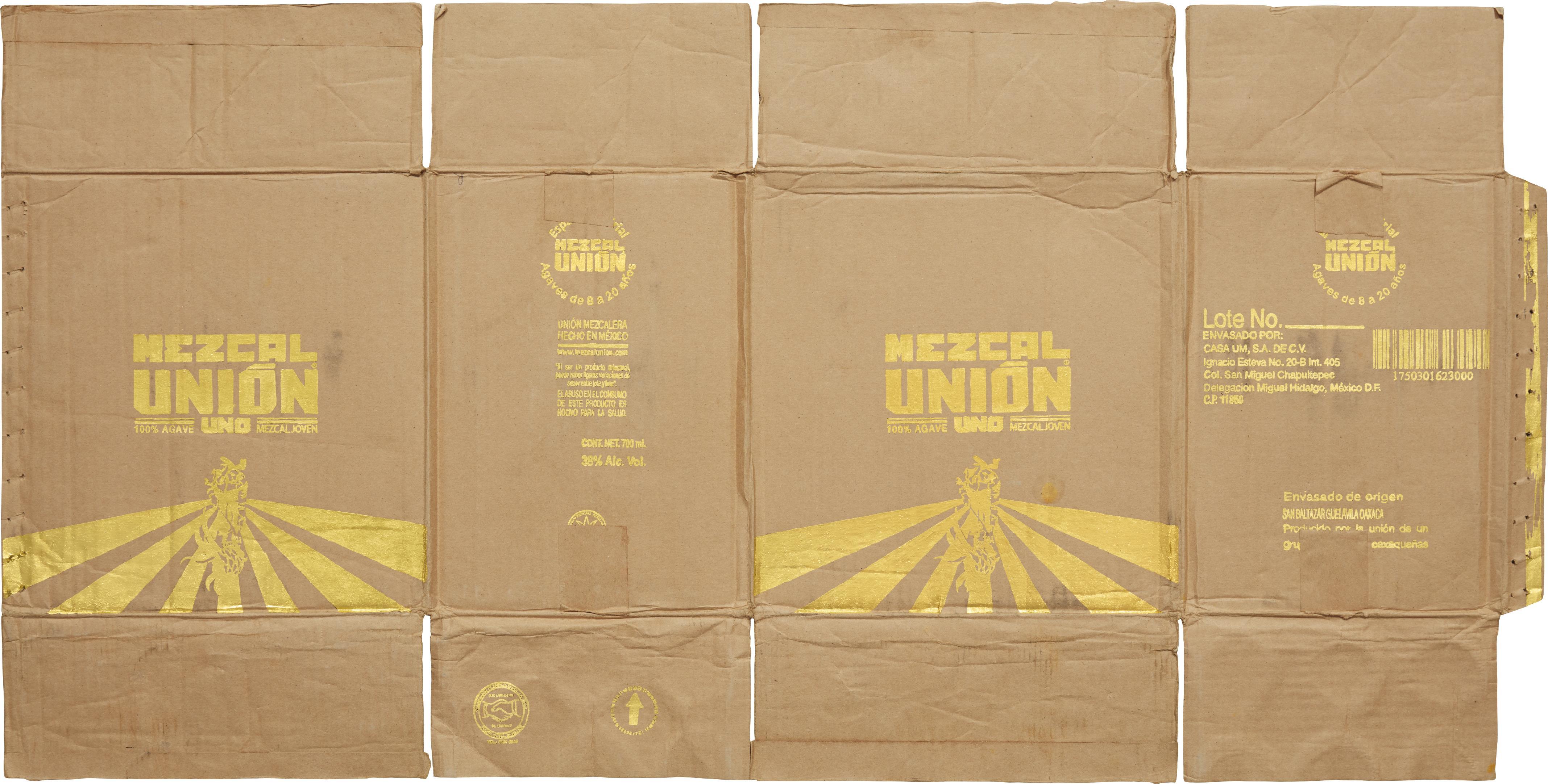 Danh Vo-Mezcal Union-2010