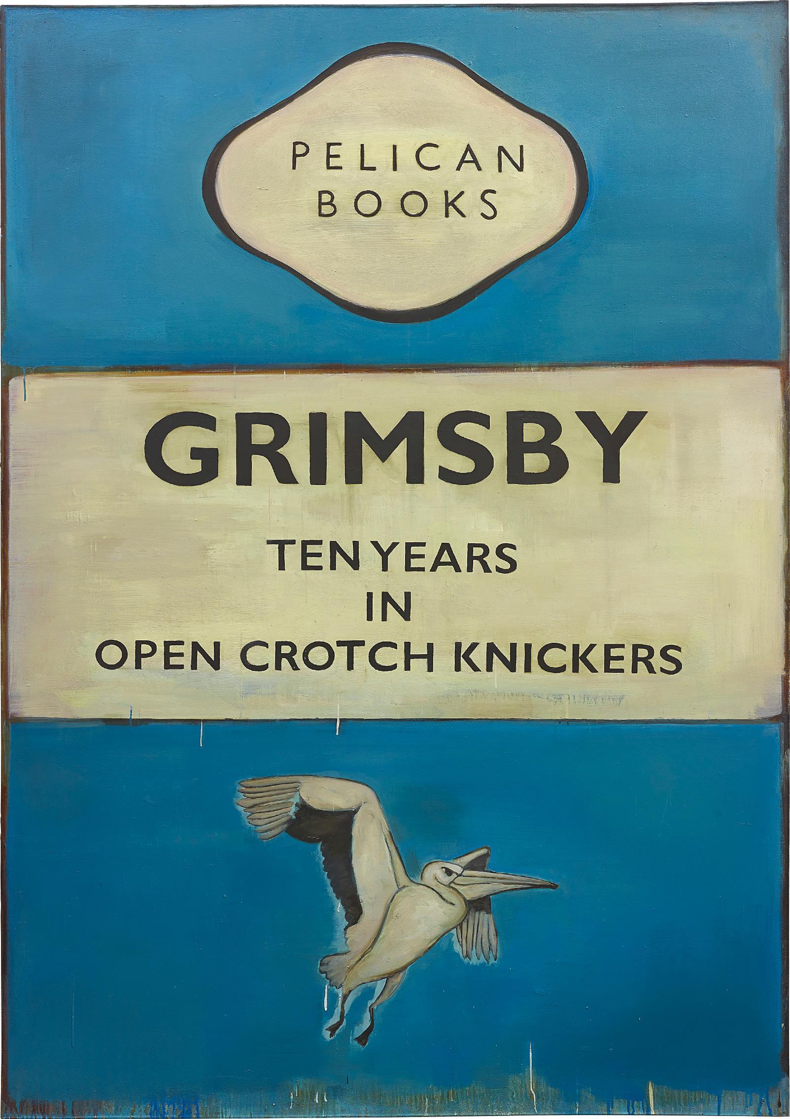 Harland Miller-Grimsby-2002
