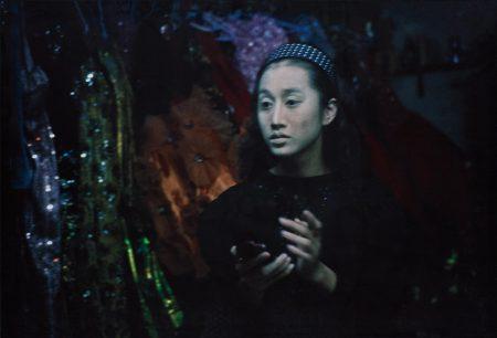 Nan Goldin-Yogo In The Mirror, Bangkok, Second Tip Bar-1992