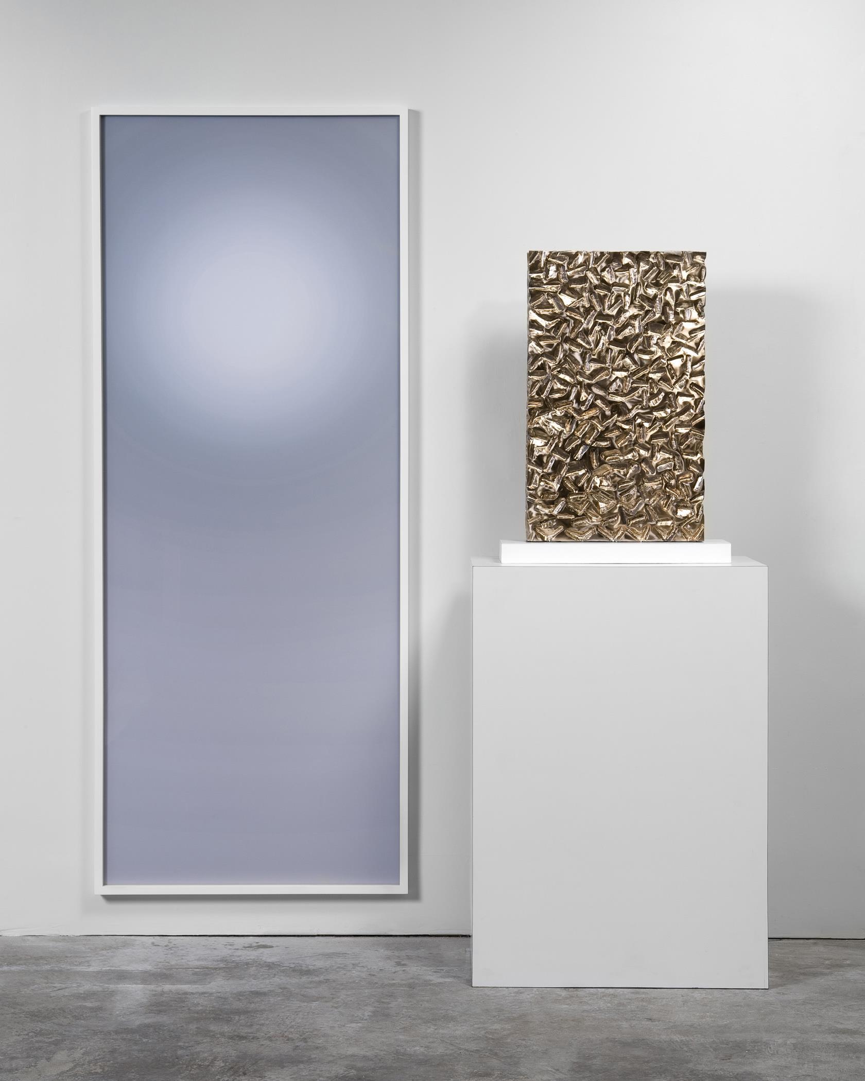 Anthony Pearson-Untitled (Chisel Arrangement) Ap-2424-2008