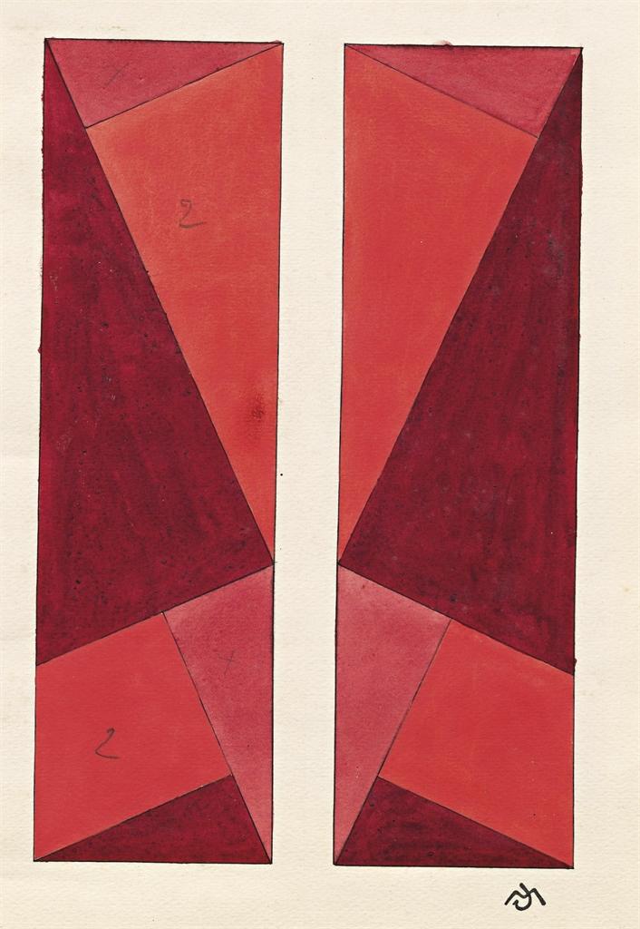 Felix Del Marle-Senza titolo-1926