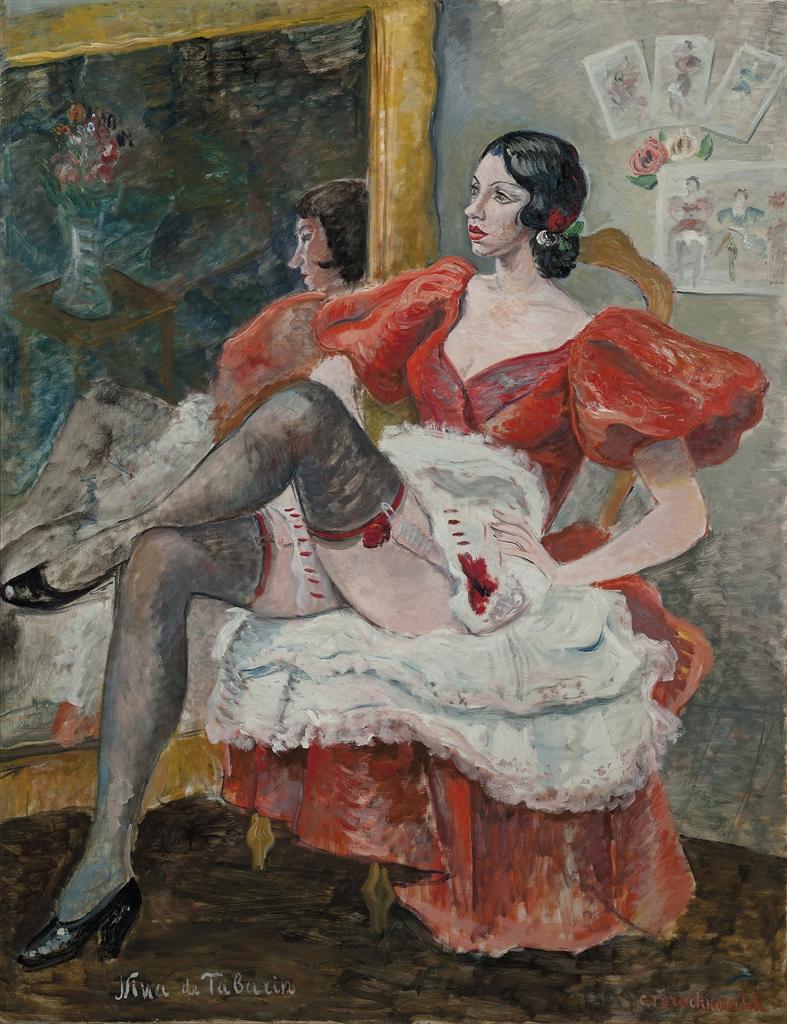 Constantin Terechkovitch-Nina de Tabarin-1930